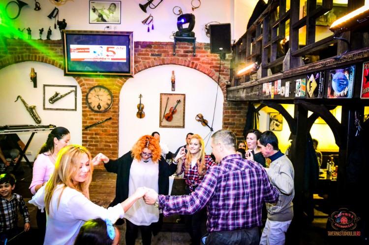 5 ani de Taverna 58